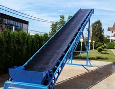 Sumab Conveyor for Concrete Mix Transport
