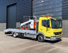 Mercedes-Benz Atego 816 | Machine / Car transport