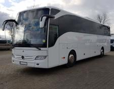 Mercedes-Benz coach bus Tourismo 632.410 / e6 / 394hp / 51 seats / klima / 1 owner