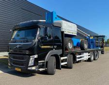 Volvo FM 500 8x2 | Machine transporter