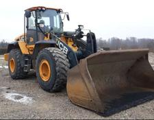 JCB wheel loader 457 ZX