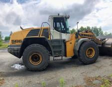 Liebherr wheel loader l566