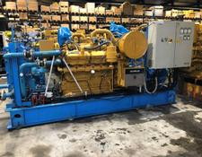 Caterpillar G 3412 - Gas Generator set - 440 kVa