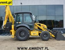 New Holland backhoe loader B 80 B | 90 95 100 110 JCB 3CX CAT 432 428 VOVLO BL 71 61 TEREX
