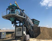 Constmach concrete plant FULL AUTOMATIC 60 m3 CAPACITY PORTABLE CONCRETE PLANT, FROM EURO