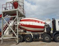 Constmach concrete plant DRYMIX 60 m3h DRYTYPE CONCRETE PRODUCTION FOR SALE