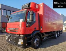 Iveco Stralis 420 AD260S42Y/FS-D / Carrier / Ladebordw