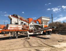Constmach crushing plant MOBILE SCREENING AND WASHING PLANT FOR SALE