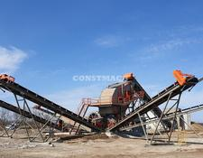 Constmach crushing plant GRAVEL SORTING PLANT, READY AT STOCK!