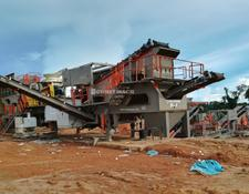 Constmach mobile crushing plant 120-150 tph MOBILE HARD STONE CRUSHING PLANT, READY AT STOCK!
