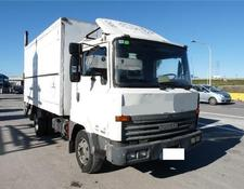 Nissan box truck Chasis / 3200 /7.49/66 KW/E1 2697 L - 75.095 Chasis / 3200 /7.49/66 KW/E1 [3,9 Ltr. - 66 kW Diesel]