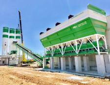 Fabo STATIONARY CONCRETE BATCHING PLANT