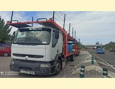 Renault car transporter 420.18