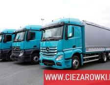 Mercedes-Benz curtainsider truck Actros 2542 , STEEL TRANSPORT , E6 , 6x2 , Retarder , lift/steer